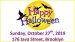 Children's Halloween Parade, Spooktacular Party & Zombie Nerf War in Greenpoint, NY