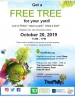 Free tree for your yard in Philadelphia, PA
